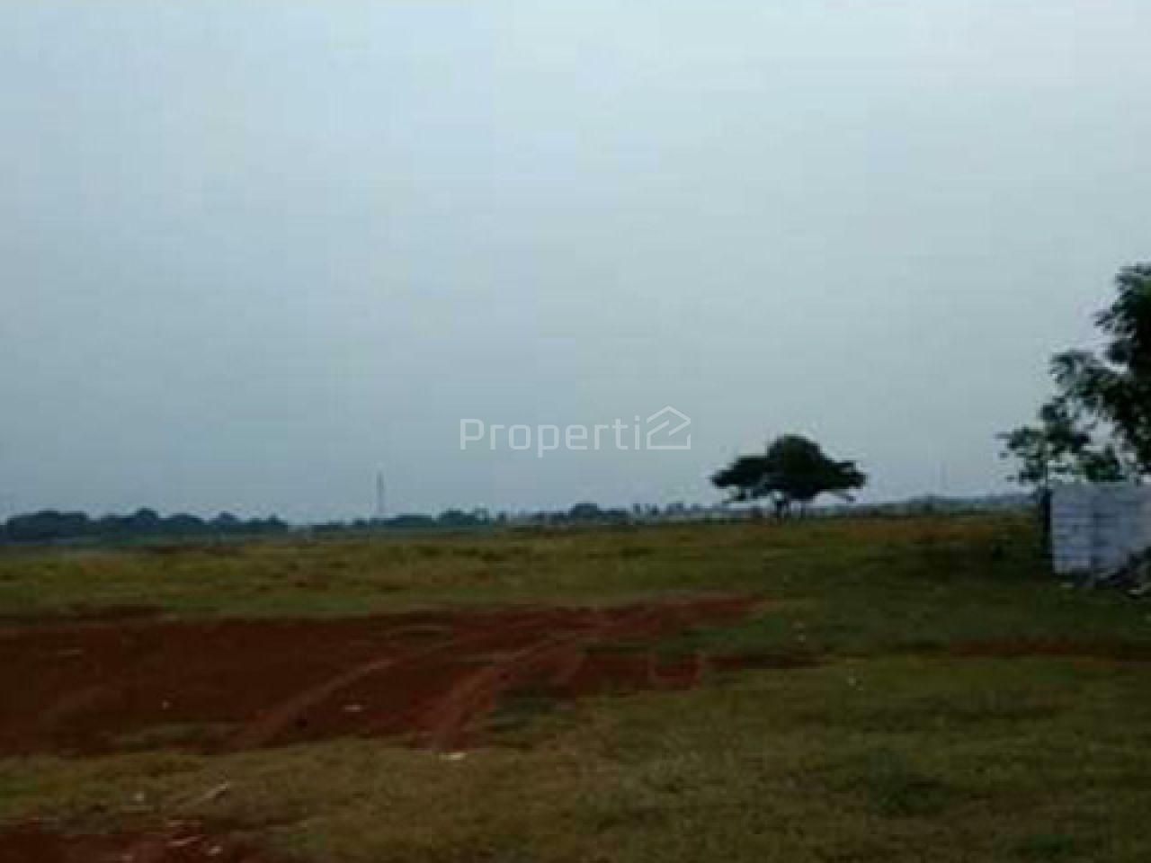 Tanah Darat dan Datar di Mauk, Tangerang, Kab. Tangerang