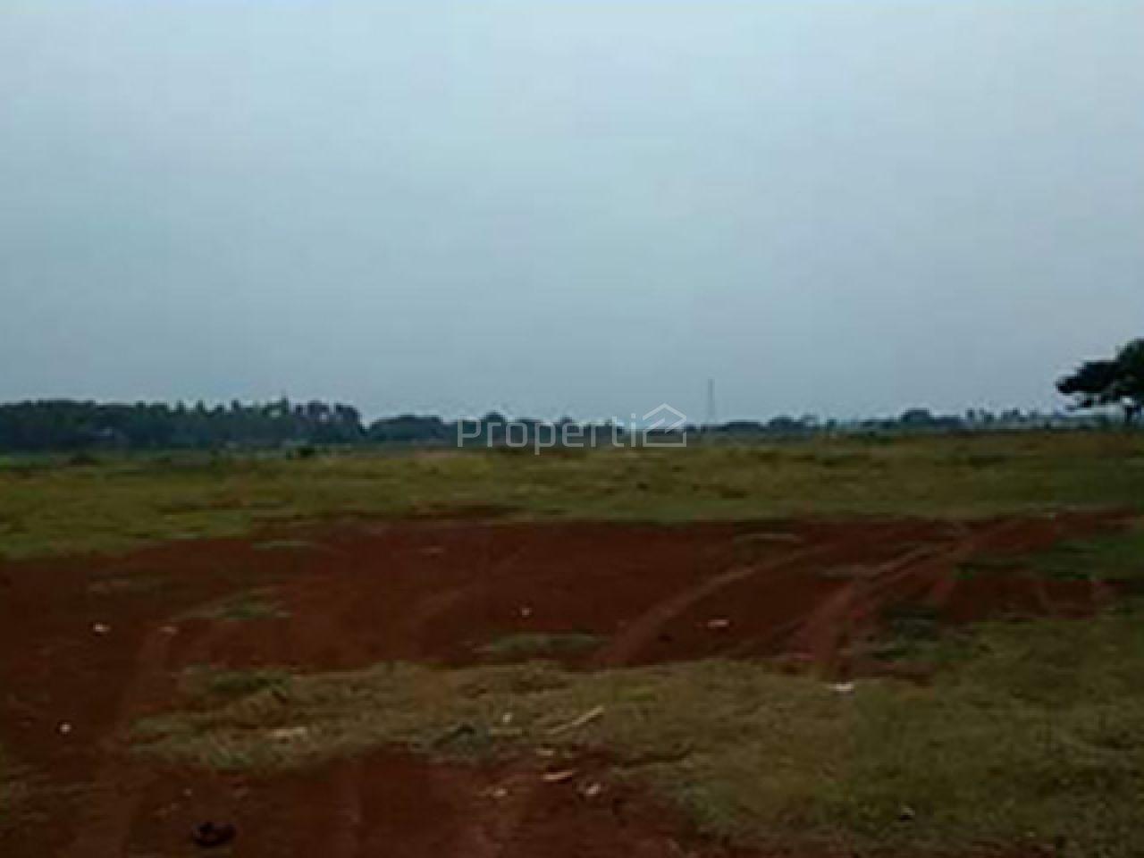 Tanah Darat dan Datar di Mauk, Tangerang, Mauk