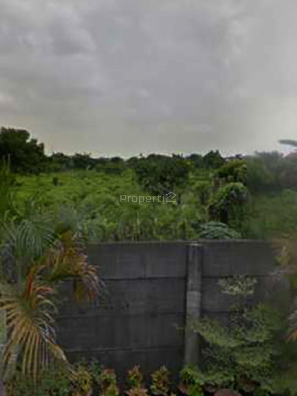 Lahan Peruntukan Perumahan di Meruya Selatan, Jakarta Barat