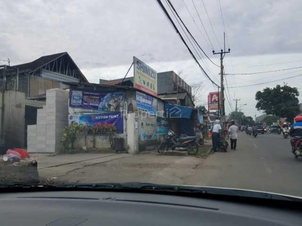 Lahan Komersial di Cibinong, Jawa Barat
