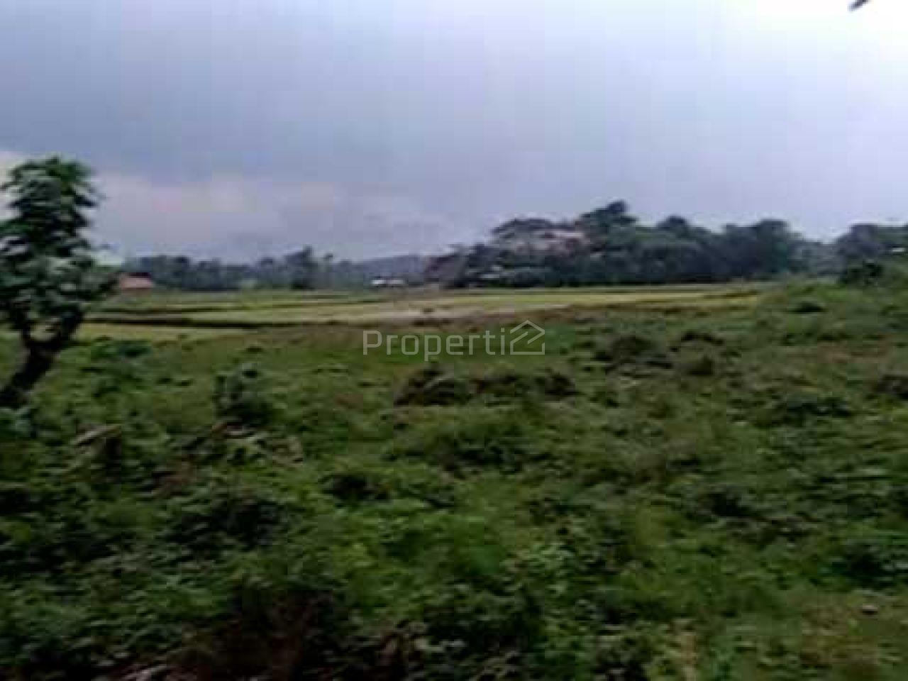 Lahan Industri di Tigaraksa, Banten