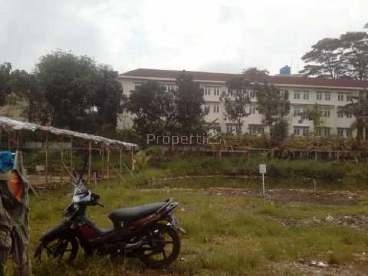 Tanah Potensial Bersebelahan dengan Asrama Poltek UI, Kota Depok