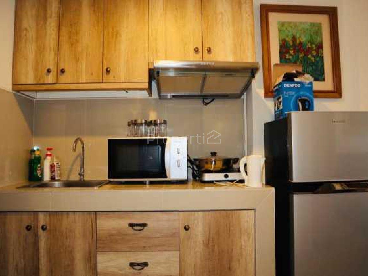 Unit Apartemen 1BR Baru di Galeri Ciumbuleuit 2, Lantai 29, Cidadap