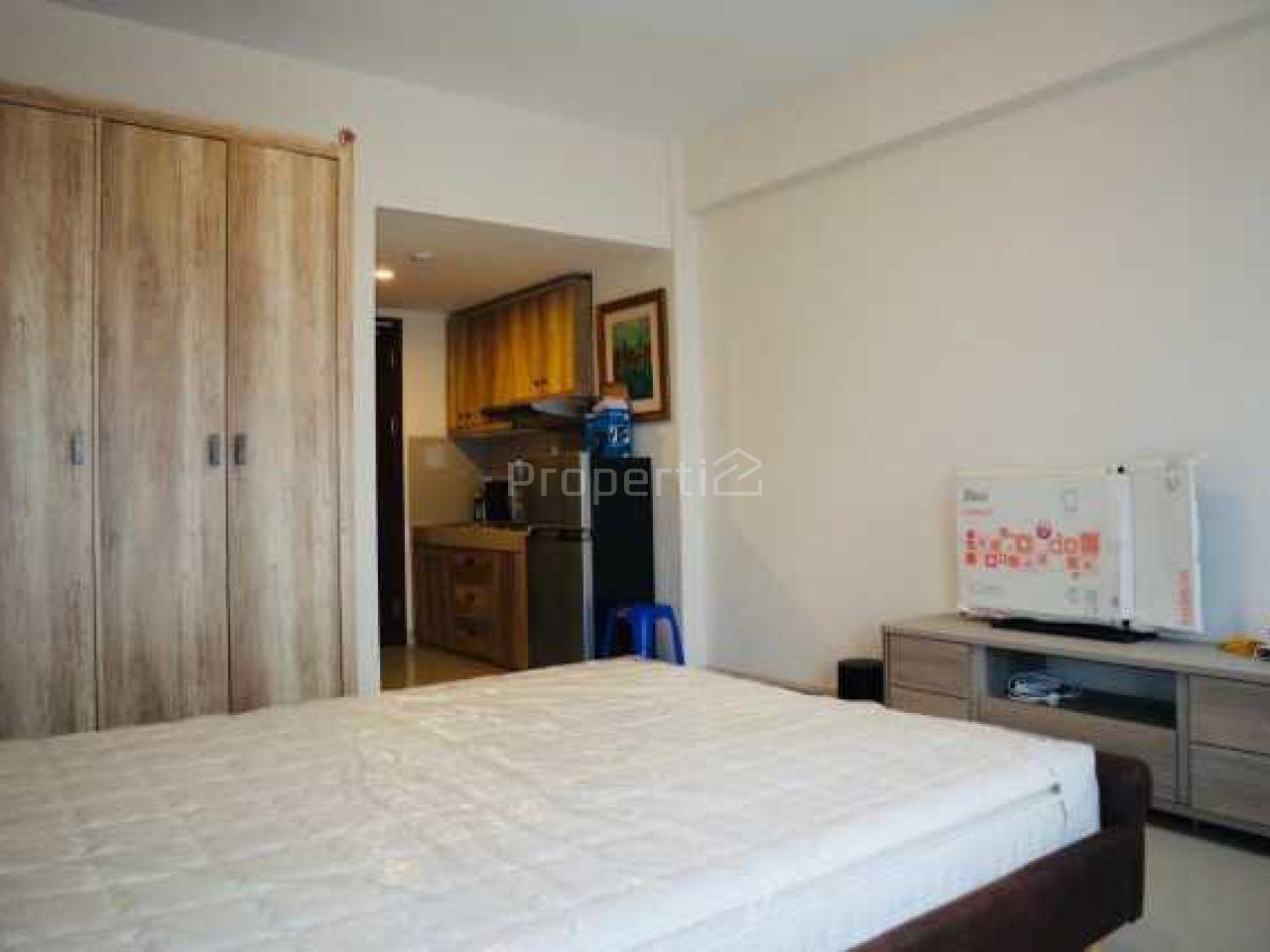 Unit Apartemen 1BR Baru di Galeri Ciumbuleuit 2, Lantai 29, Kota Bandung