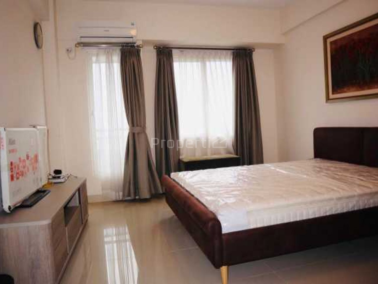 Unit Apartemen 1BR Baru di Galeri Ciumbuleuit 2, Lantai 29, Jawa Barat