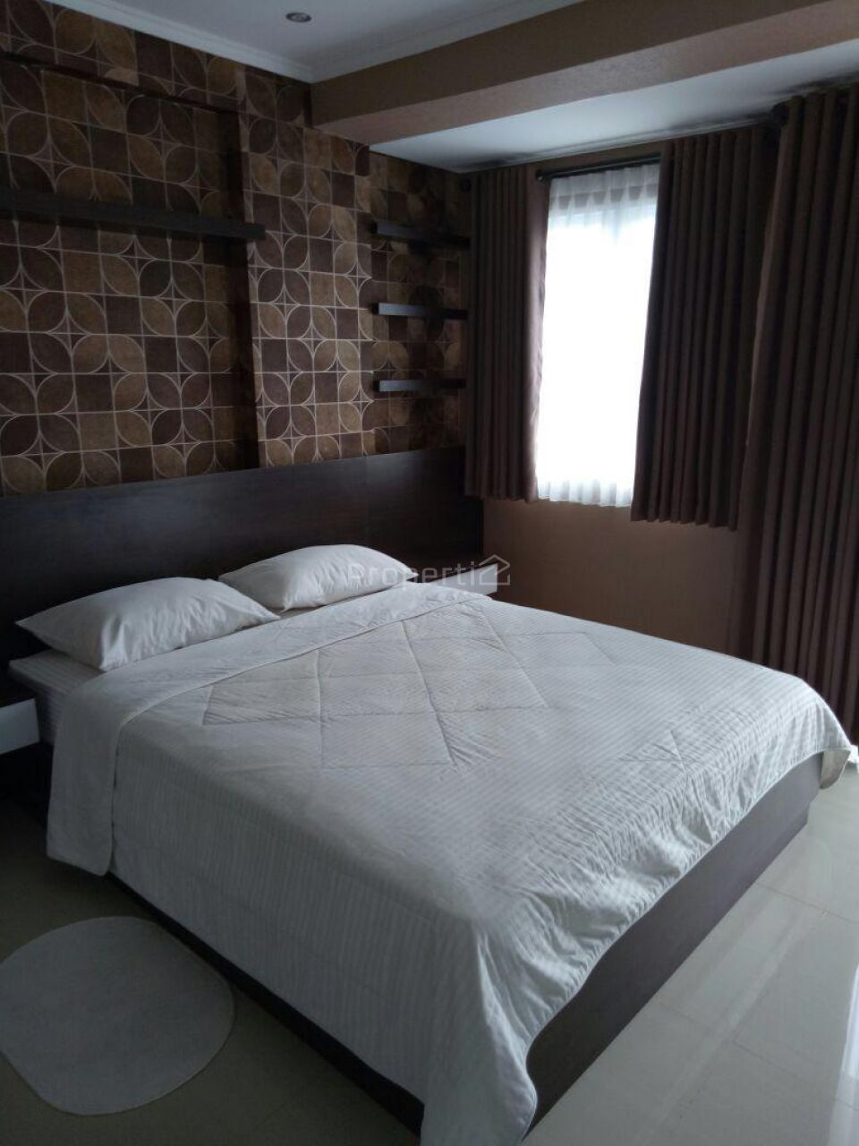 1 Br Unit 10th Floor at Tower Topaz, Gateway Pasteur Apartment, Kota Bandung