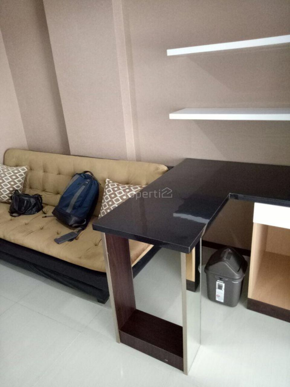 1 Br Unit 10th Floor at Tower Topaz, Gateway Pasteur Apartment, Jawa Barat