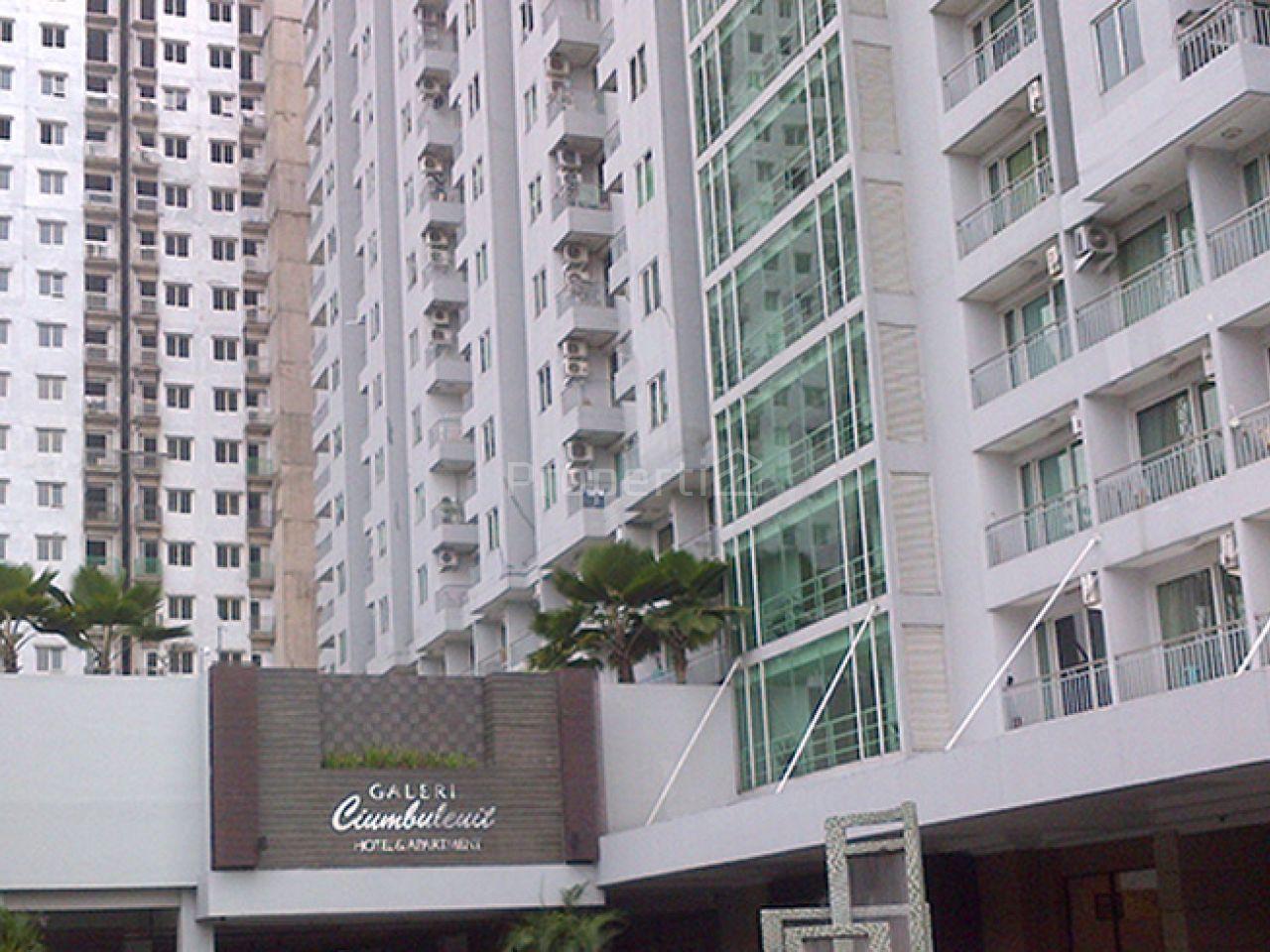 1BR Apartment Unit at Galeri Ciumbuleuit 1, 6th Floor, Cidadap
