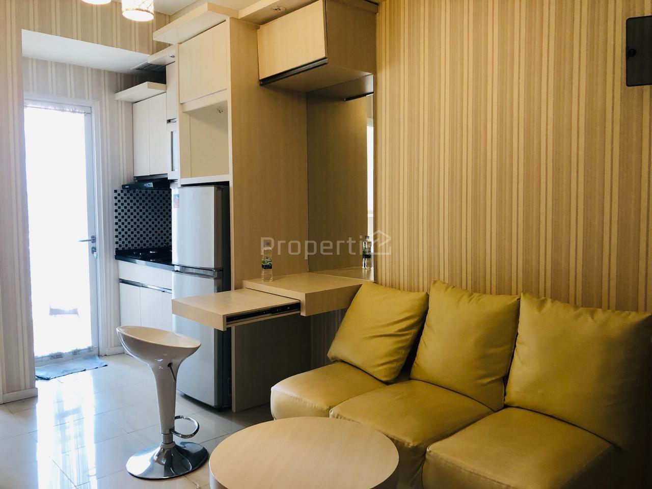 1BR Apartment Unit at Parahyangan Residences, 17th Floor, Jawa Barat