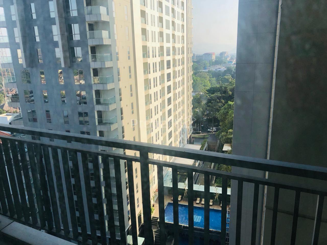 Unit Apartemen 1BR di Galeri Ciumbuleuit 3, Lantai 11, Cidadap