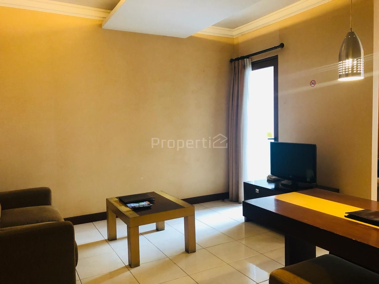 1BR Apartment Unit at The Majesty, 1st Floor, Kota Bandung