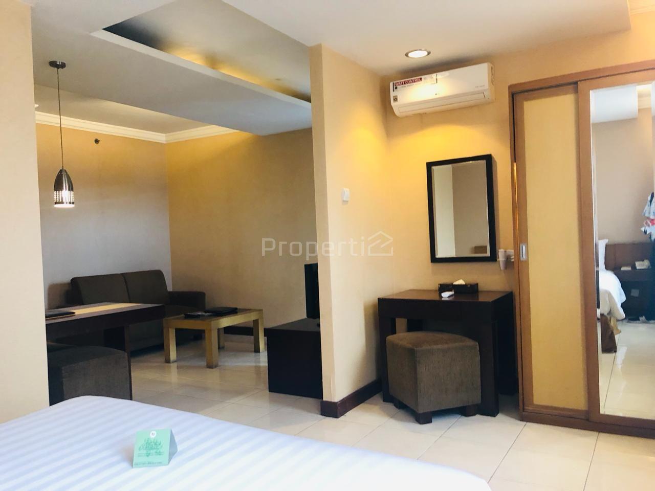 1BR Apartment Unit at The Majesty, 1st Floor, Jawa Barat