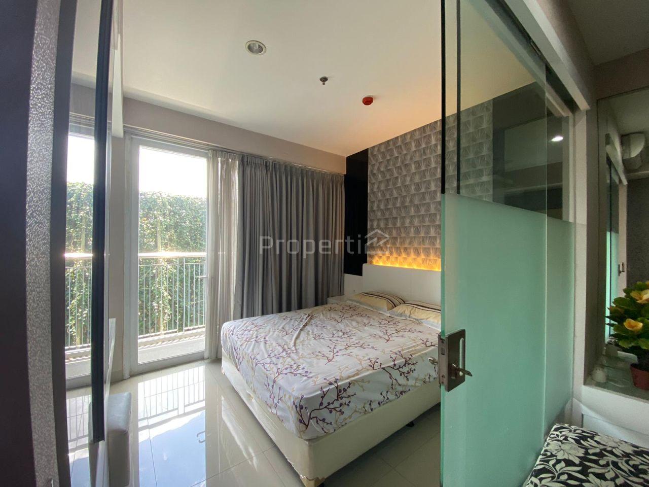 Unit Apartemen 1BR di Dago Suites Apartment, Lantai 1, Jawa Barat