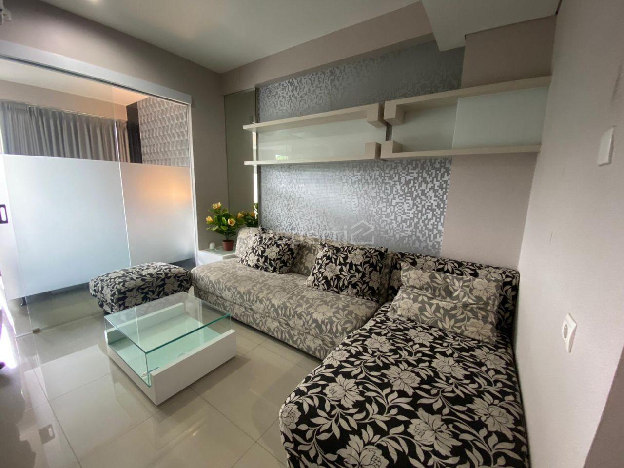 Unit Apartemen 1BR di Dago Suites Apartment, Lantai 1, Kota Bandung