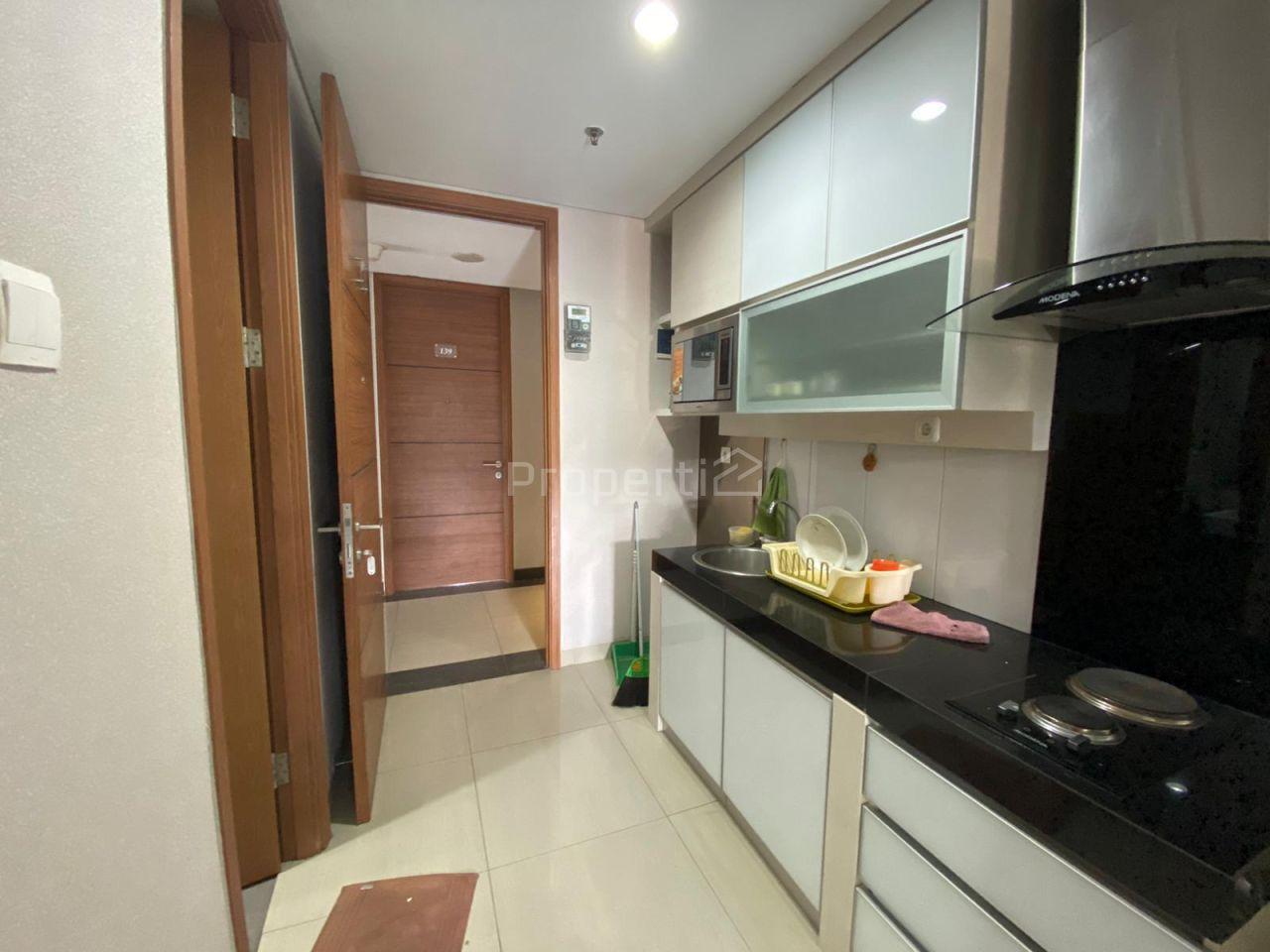 Unit Apartemen 1BR di Dago Suites Apartment, Lantai 1, Coblong