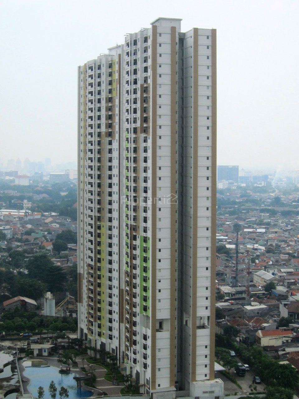 1BR Unit at The Wave Apartment, 33th Floor, DKI Jakarta
