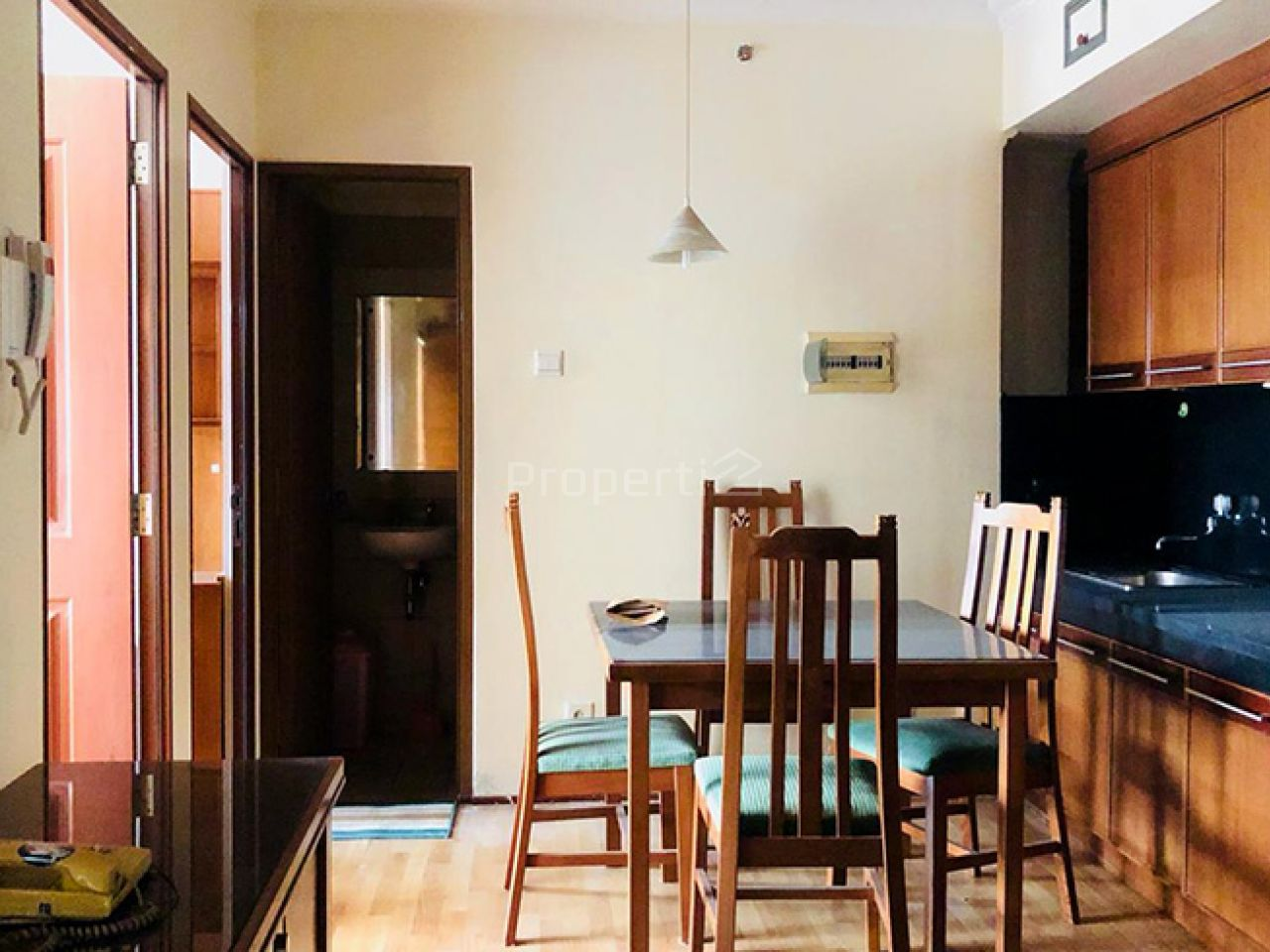 2BR Apartment Unit at Grand Setiabudi, 19th Floor, Jawa Barat