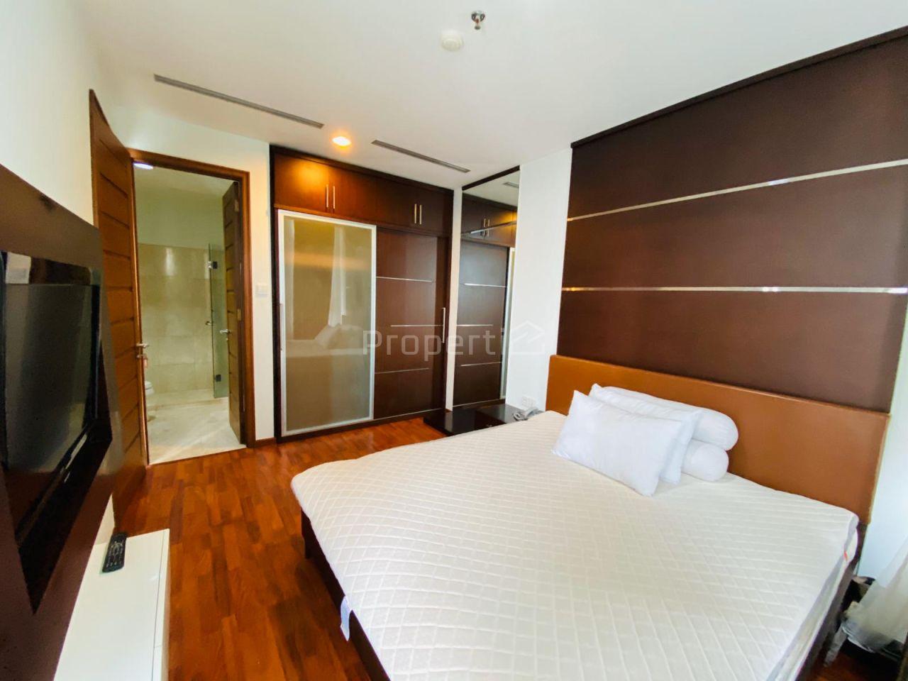 Unit 2 Kamar di Dago Butik Apartment, Lantai 10, Kota Bandung