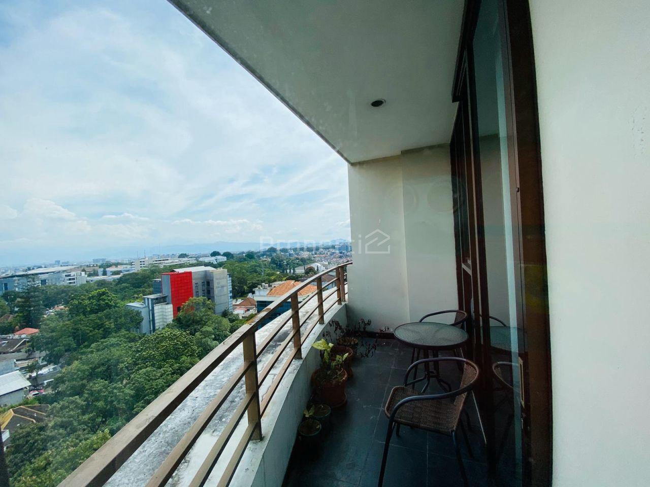 Unit 2 Kamar di Dago Butik Apartment, Lantai 10, Coblong