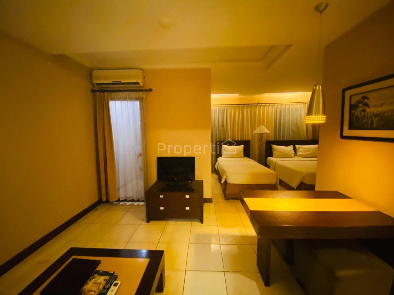 Queen Type 2 Bedroom Unit in Majesty Apartment, 1st Floor, Jawa Barat