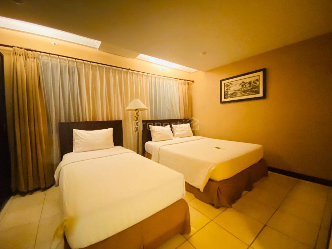 Queen Type 2 Bedroom Unit in Majesty Apartment, 1st Floor, Kota Bandung