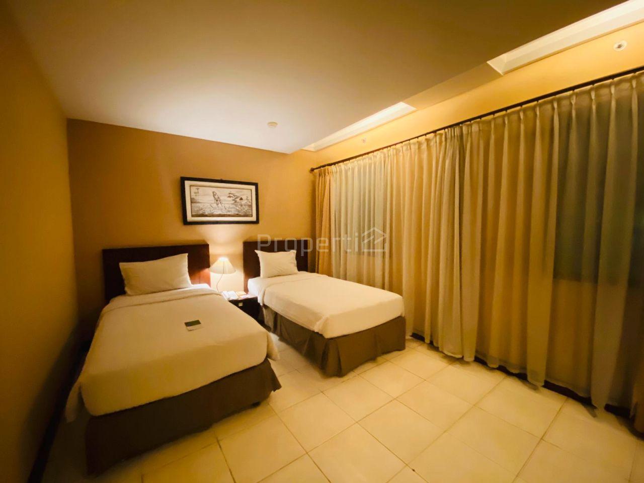 Queen Type 2 Bedroom Unit in Majesty Apartment, 9th Floor, Jawa Barat