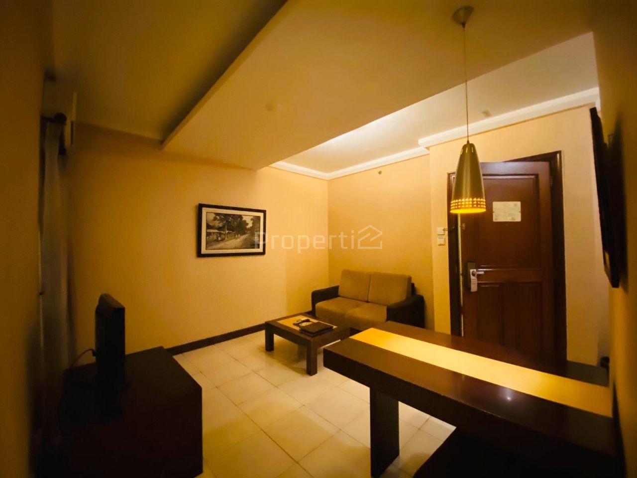 Queen Type 2 Bedroom Unit in Majesty Apartment, 9th Floor, Kota Bandung