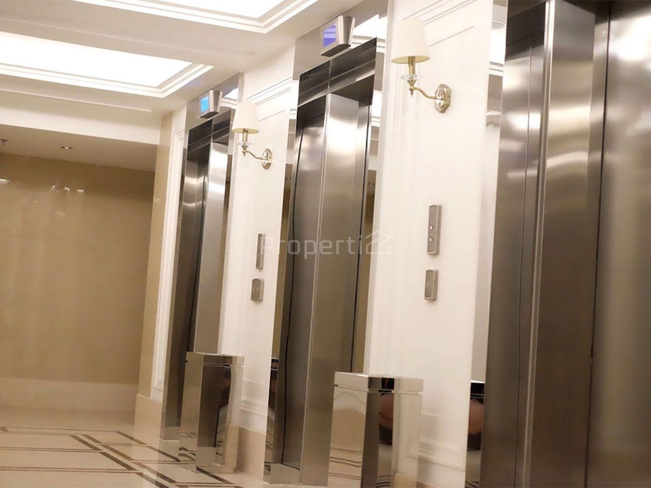 2 BR Unit at 15th Floor Bellavista Tower, The Mansion, DKI Jakarta