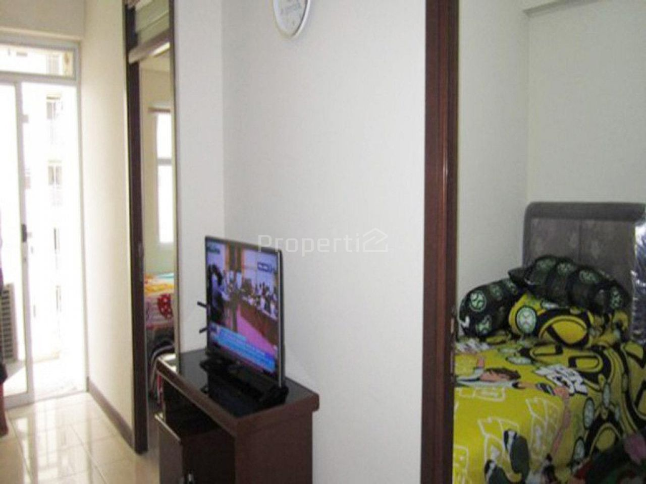 2 BR Unit, 9th Floor, Maldives Tower Pluit Seaview Apartment, DKI Jakarta