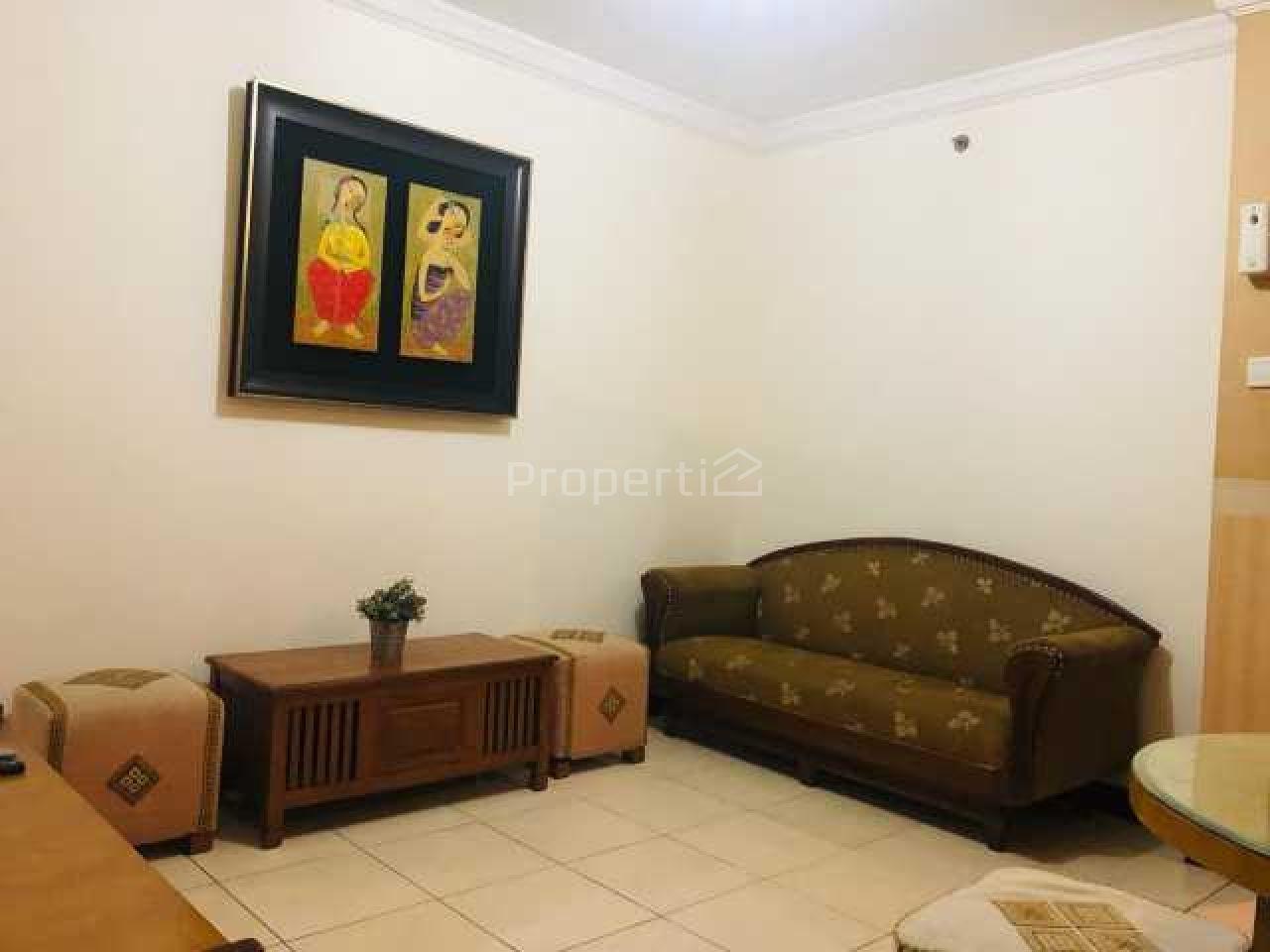 Unit 2BR di Apartemen Majesty, Lantai 1, Jawa Barat