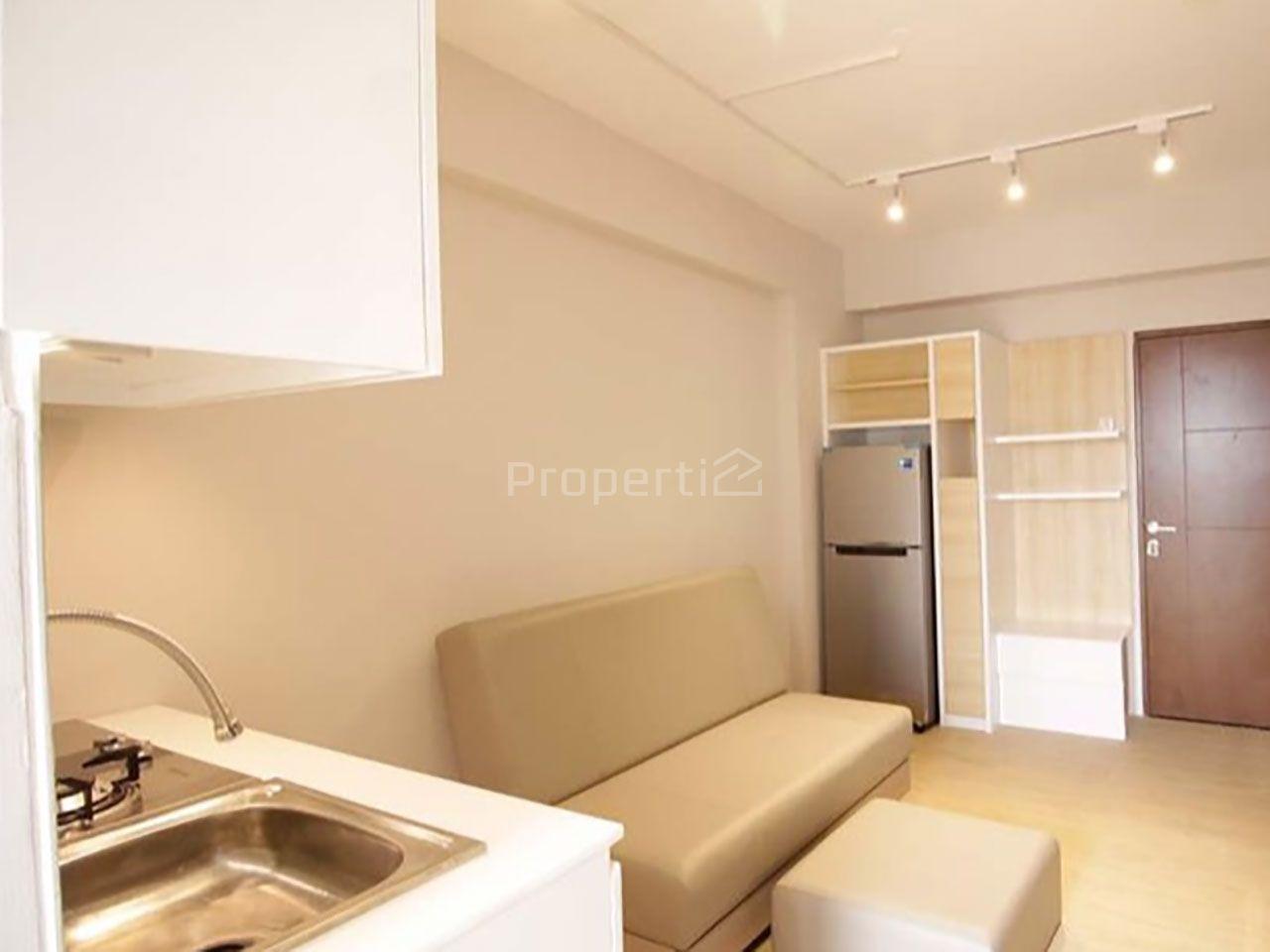 Unit 2BR di Apartemen Gateway Bandung, Jawa Barat