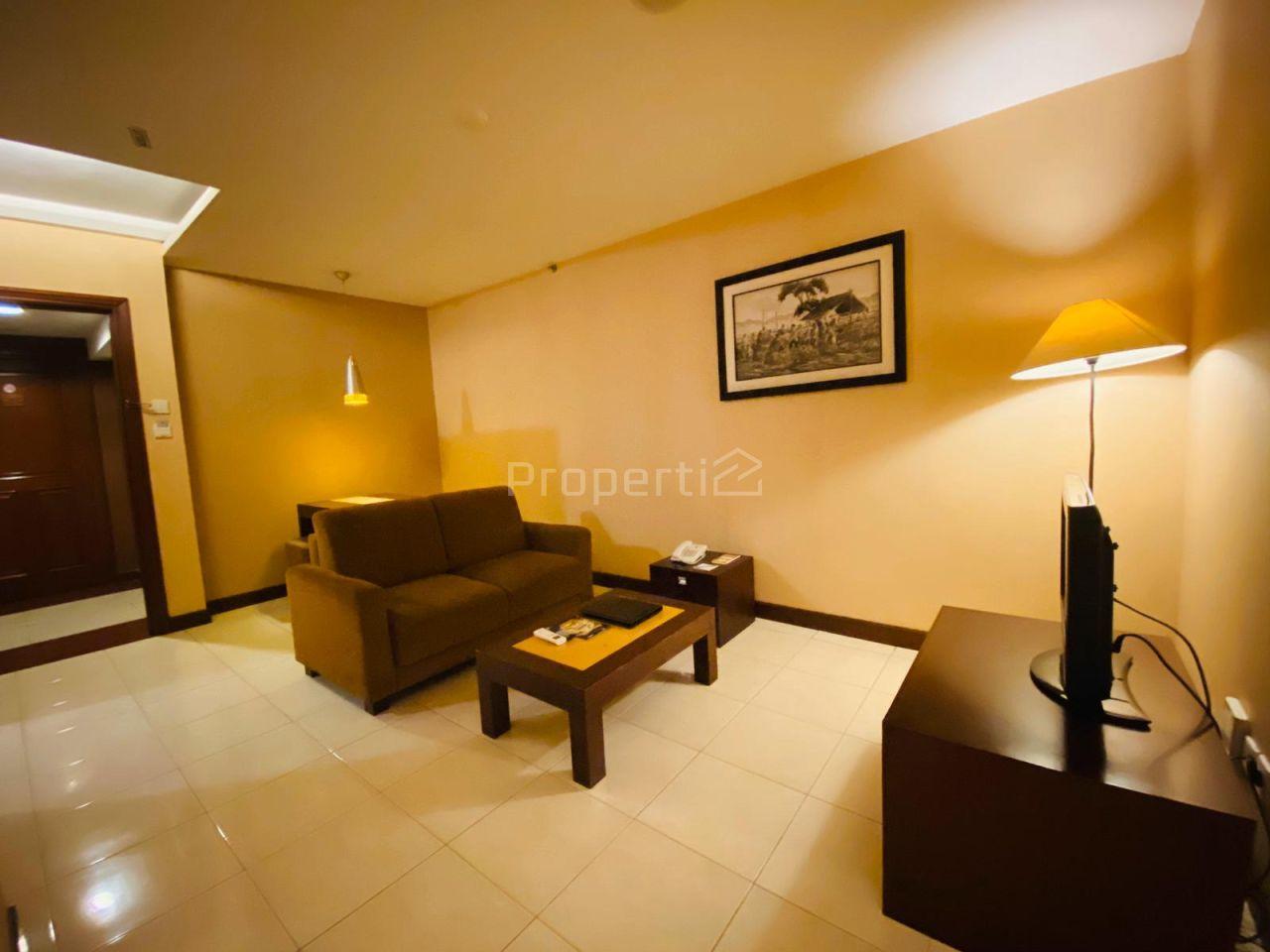 Unit Apartemen 2BR di The Majesty, Lantai 6, Jawa Barat