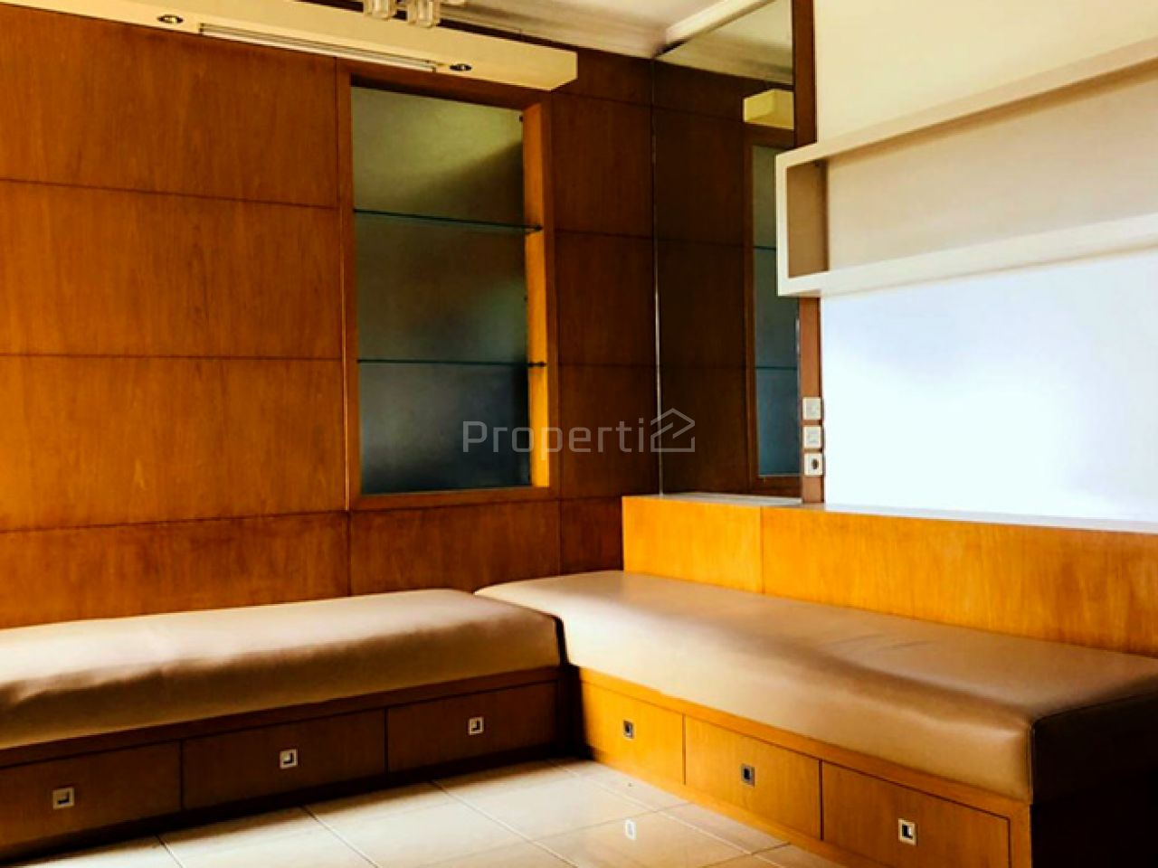 3BR Apartment Unit at Grand Setiabudi, 17th Floor, Jawa Barat