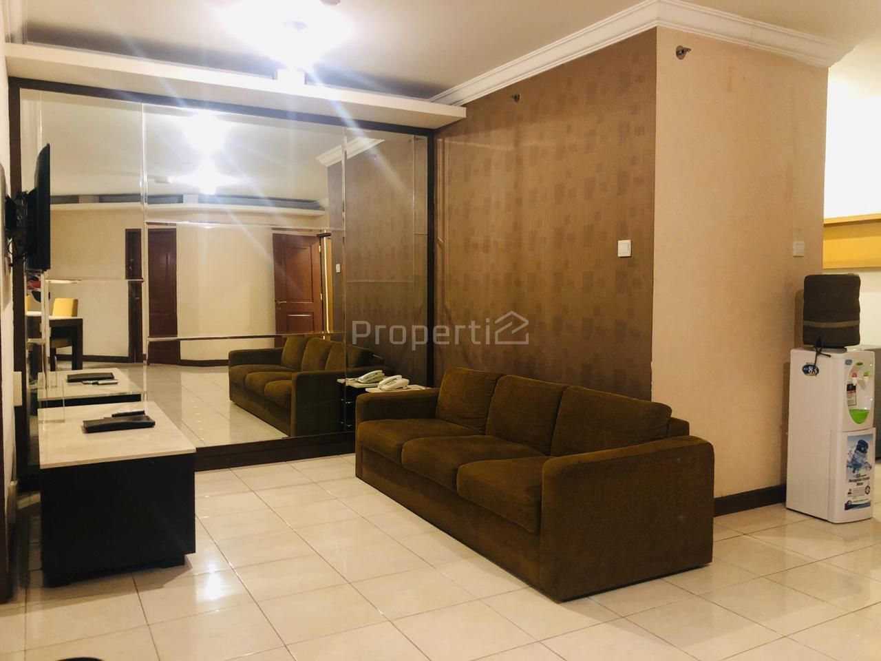 3BR Apartment Unit at The Majesty, 10th Floor, Kota Bandung