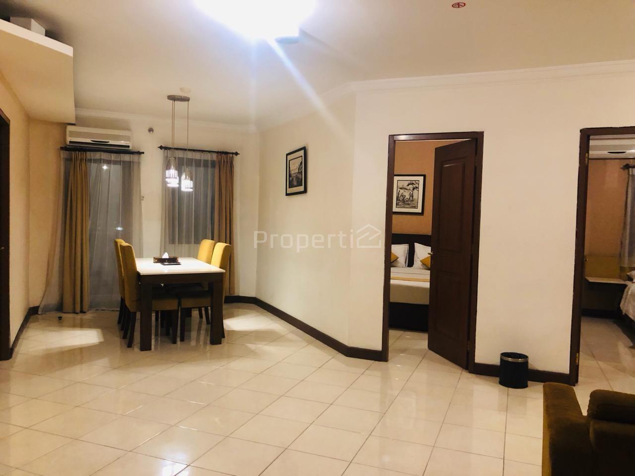 3BR Apartment Unit at The Majesty, 10th Floor, Jawa Barat