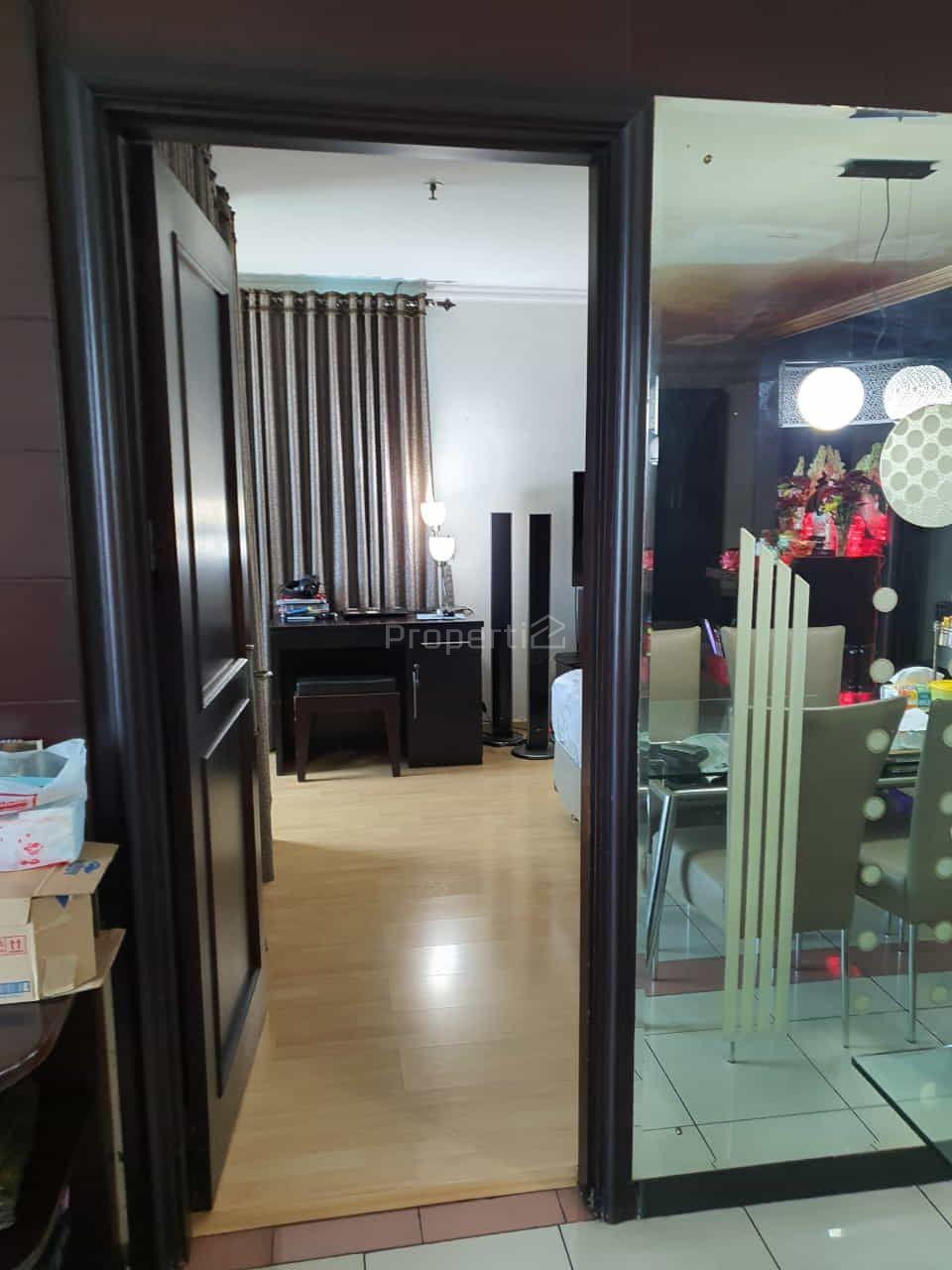 Unit Apartemen 4BR di Apartemen Riverside, Lantai 11, DKI Jakarta
