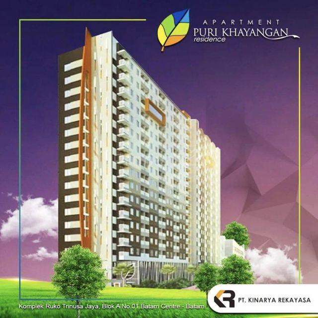 New Apartment Unit at Puri Khayangan Residence, Batam City, Kepulauan Riau