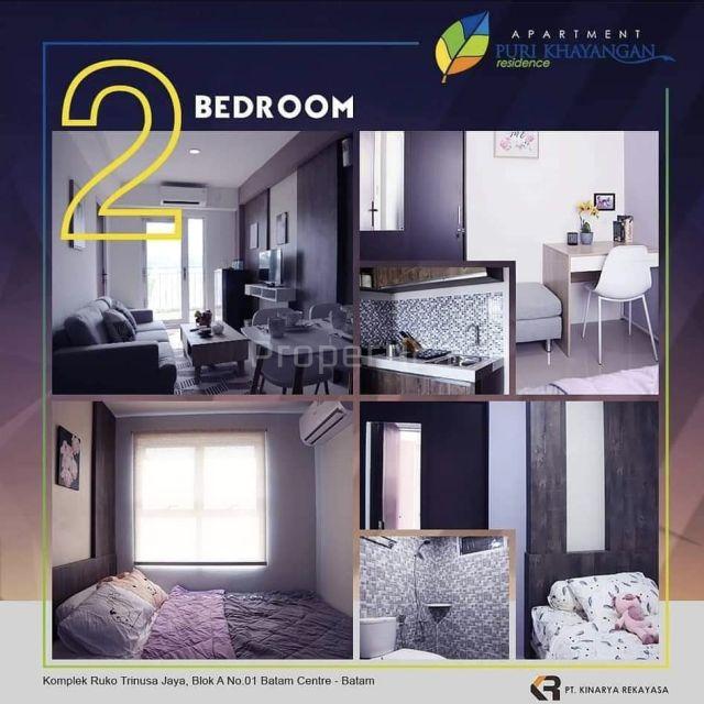 New Apartment Unit at Puri Khayangan Residence, Batam City, Kota Batam