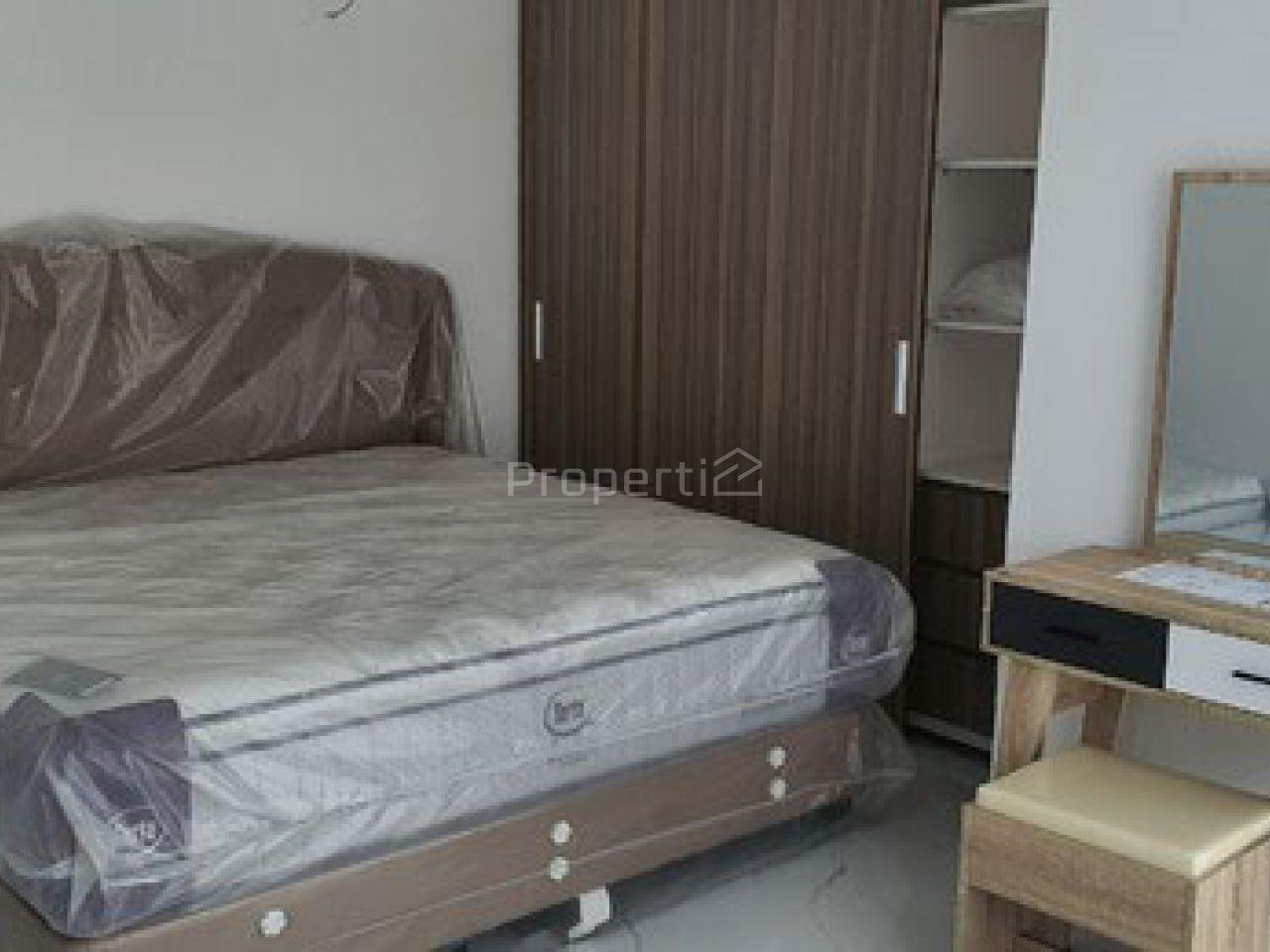 Unit Apartemen Brand New di Apartemen Taman Anggrek, Lantai 18, Grogol Petamburan