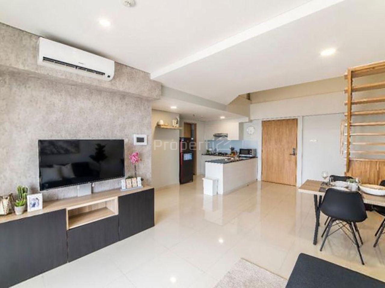 Unit Apartemen Luas di MAQNA Residence, Lantai 20, DKI Jakarta