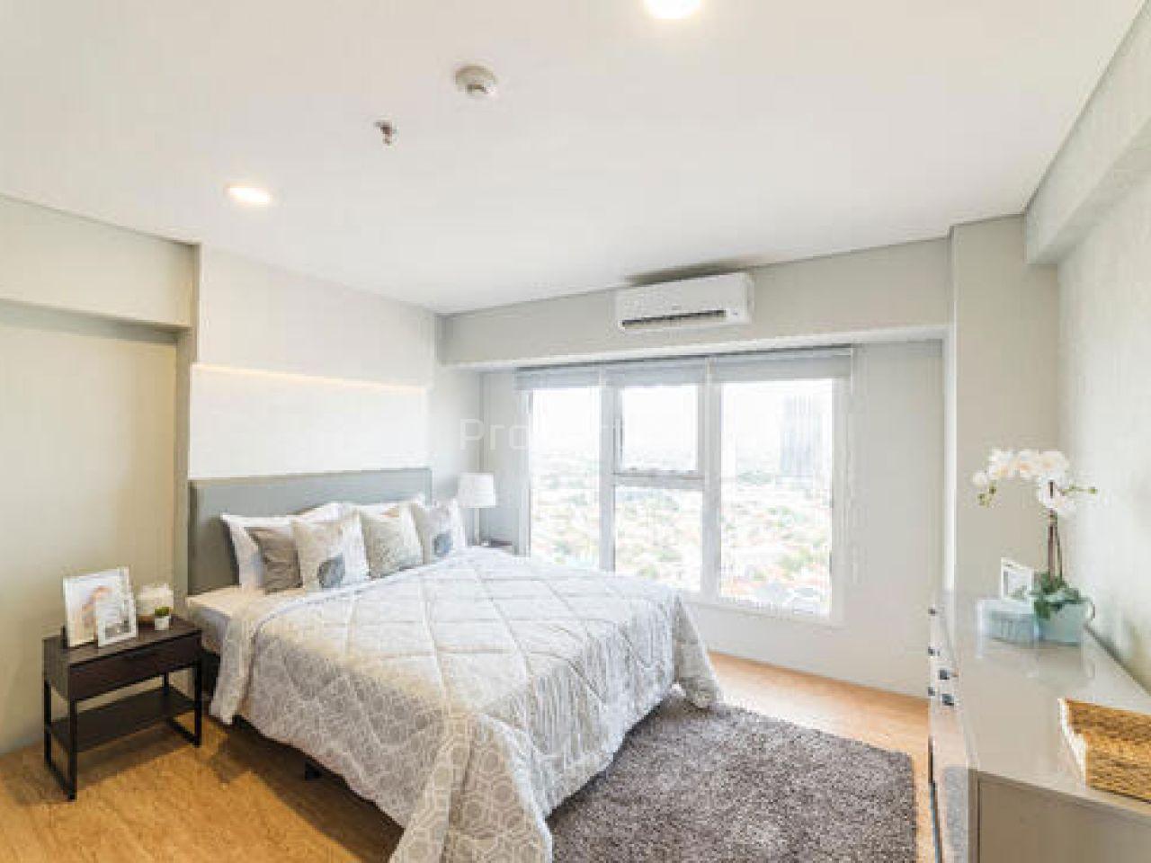 Unit Apartemen Luas di MAQNA Residence, Lantai 20, Kembangan