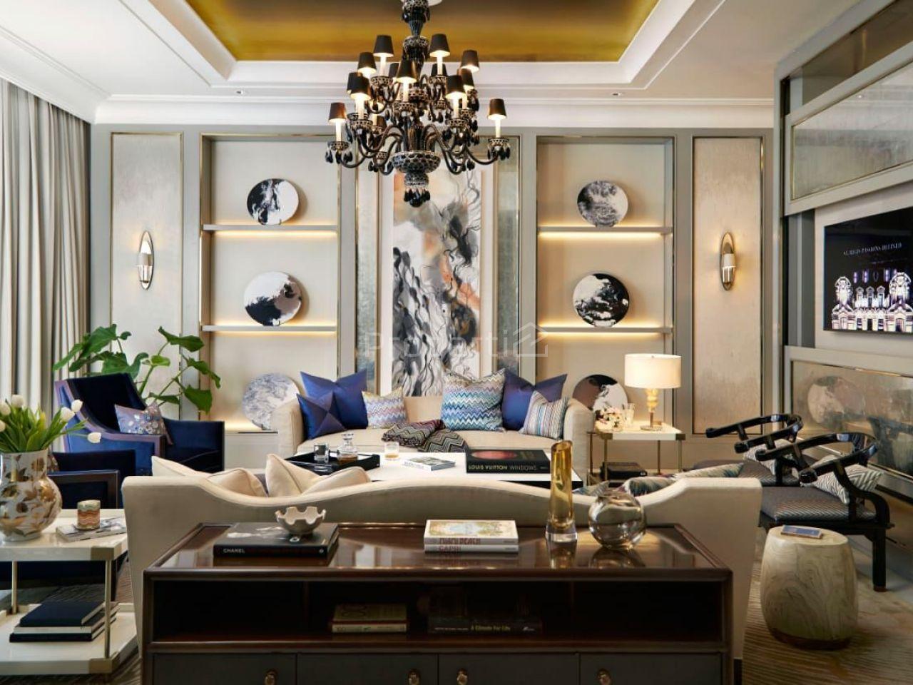 Luxury Apartment Unit at Unit D, St. Regis, DKI Jakarta