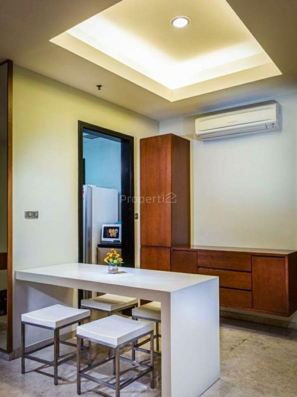 Unit Apartemen Pusat Kota di Setiabudi Residences, Lantai 10, DKI Jakarta