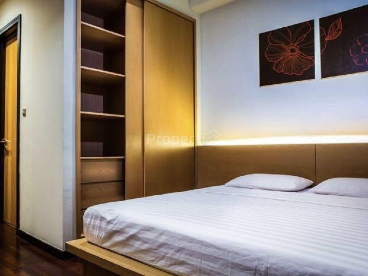 Unit Apartemen Pusat Kota di Setiabudi Residences, Lantai 10, Jakarta Selatan