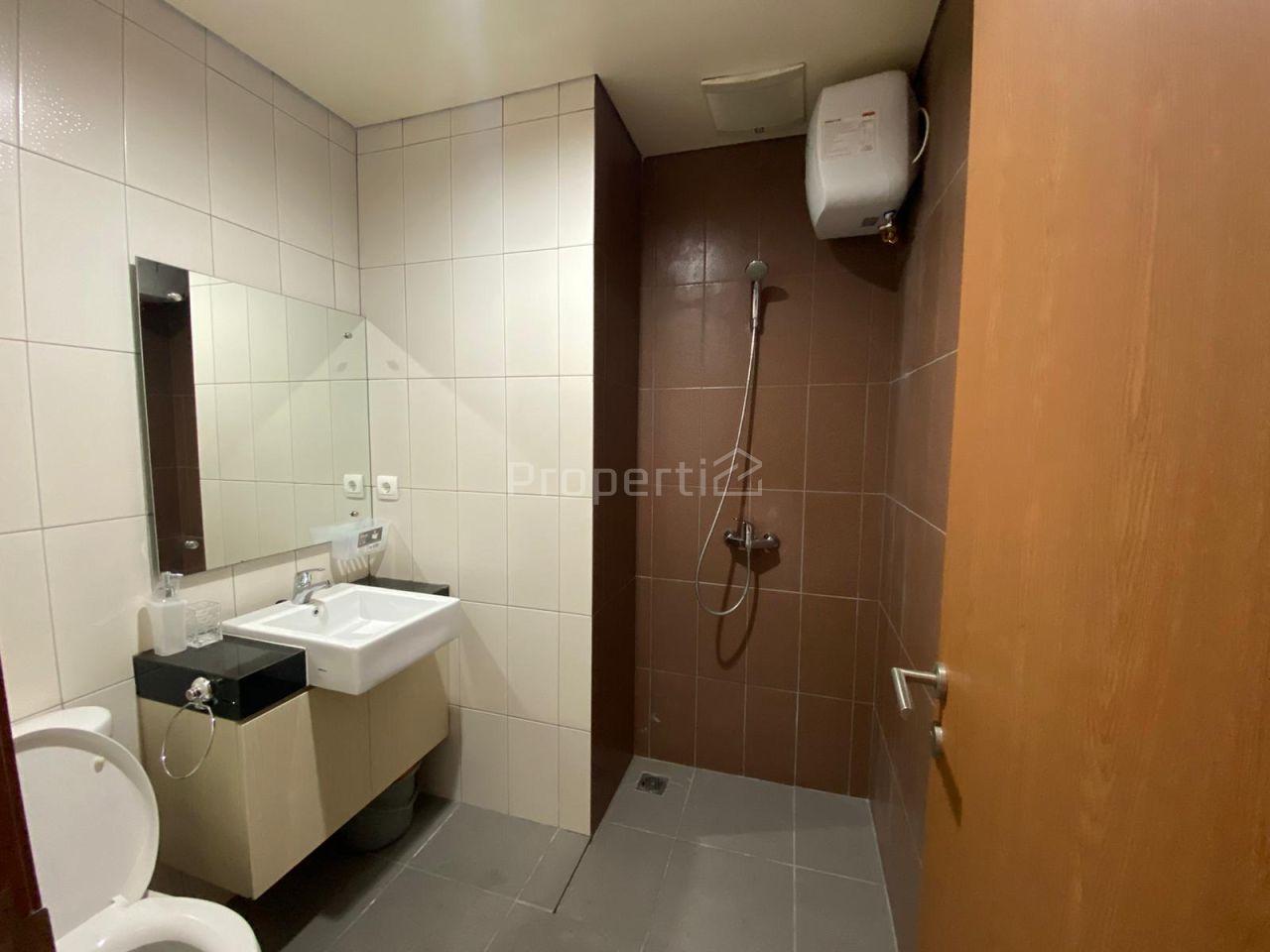 Unit Baru di Apartemen Dago Suites, Lantai 3, Kota Bandung