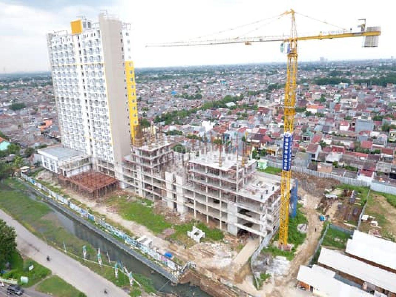 Unit Baru di Tower Paris Apartemen Metropolitan Park, Jawa Barat