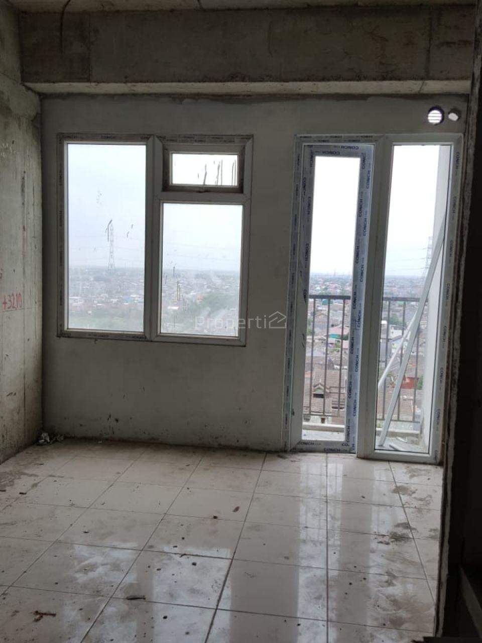 Unit Baru di Tower Paris Apartemen Metropolitan Park, Kota Bekasi