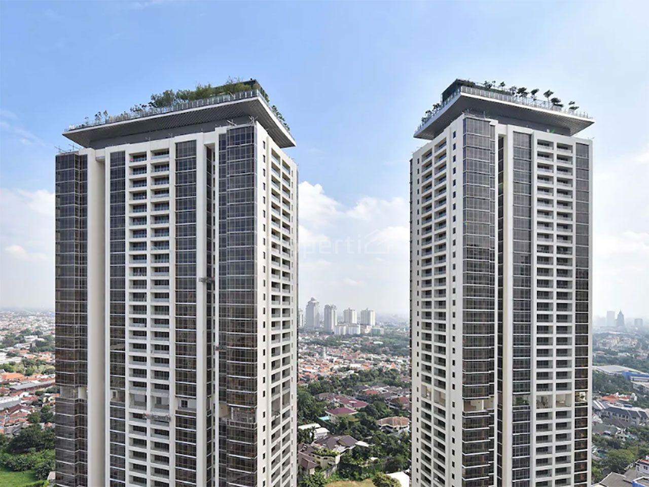 Unit Baru The Pakubuwono Spring, 2 Kamar, DKI Jakarta