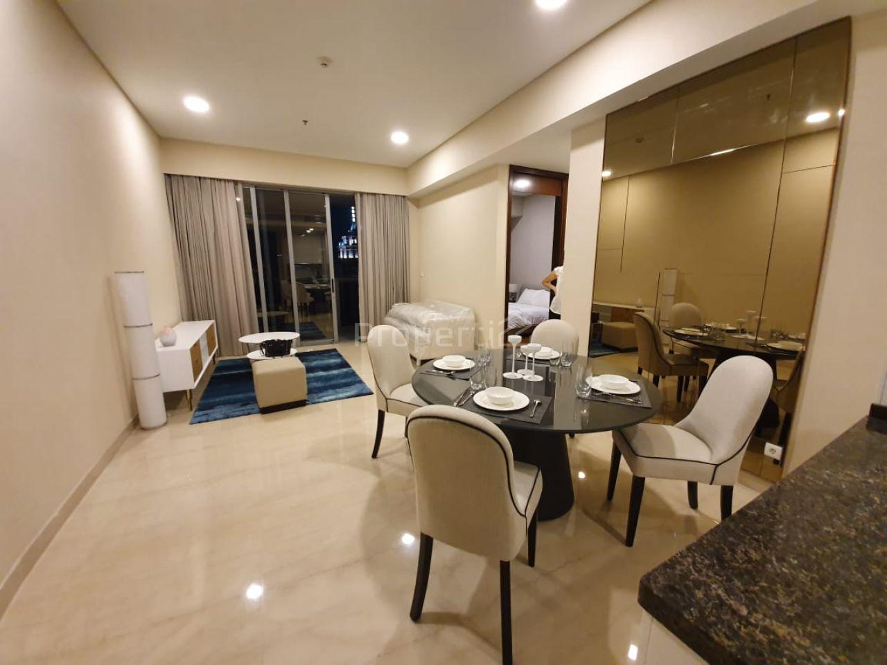 Unit Brand New di Tower 3, 51, Anandamaya Residences, Jakarta Pusat
