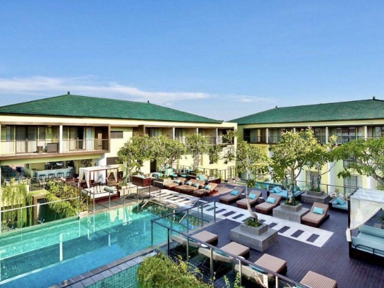 New Condotel Unit at Mercure Legian, Bali, Bali